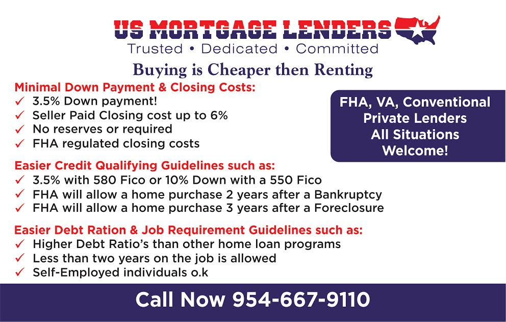 FHA MORTGAGE FHA LOAN